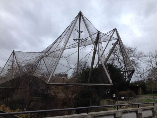 Snowdon Aviary London Zoo