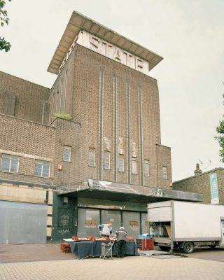State Cinema, Grays, Essex building