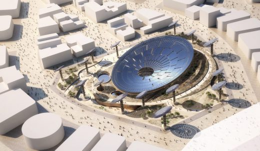 Sustainability Pavilion for Expo 2020