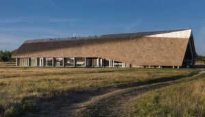 The Dune House in Pape