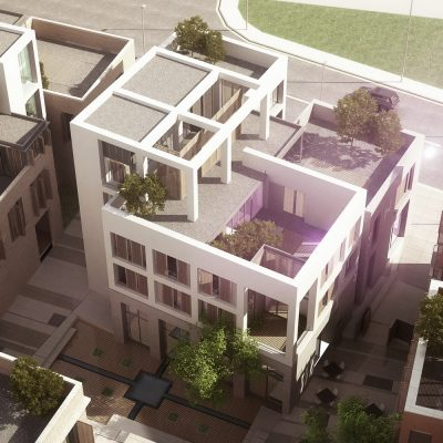 The Piazza Residence in Jeddah