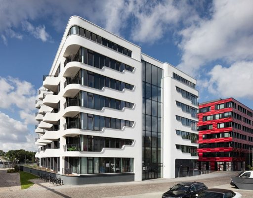 The White Building - Berlin Architecture Tours