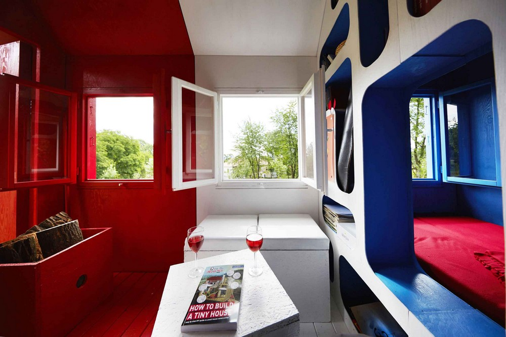 Tiny House France Czech Republic Cabin E Architect