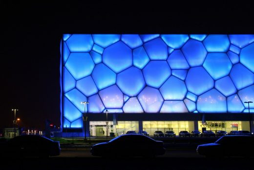 Watercube building Chris Bosse PTW