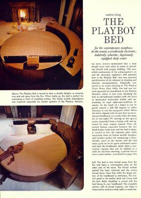 Playboy Bed