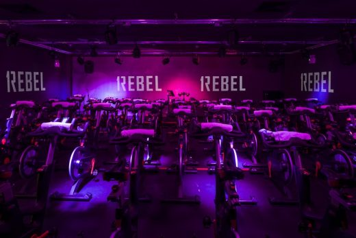 1Rebel Gym in St Mary's Axe