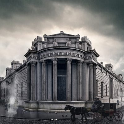Bank of England Digital Reconstruction