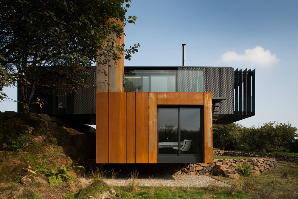 Bradley mcaleenan architects e architect for Award winning architectural home designs