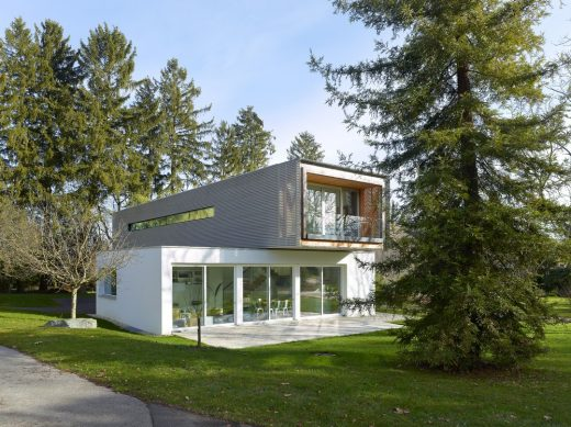 New residence in Tannay - Swiss Houses