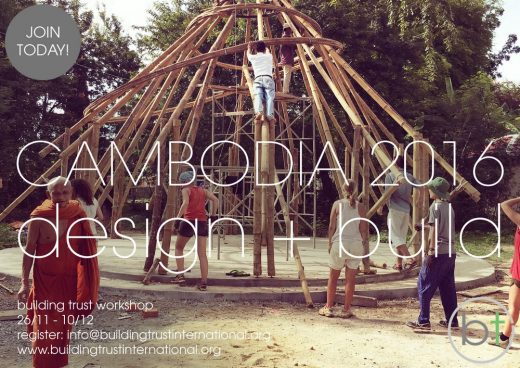 Bamboo Design + Build Workshop event