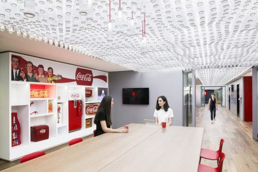 Coca Cola Services France Paris HQ