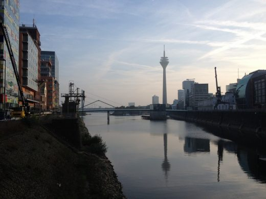 Düsseldorf Buildings