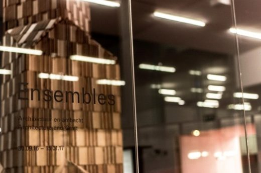 Ensembles Architecture and Craft