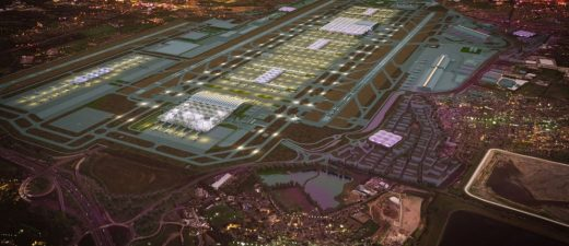 Heathrow Vision by Grimshaw