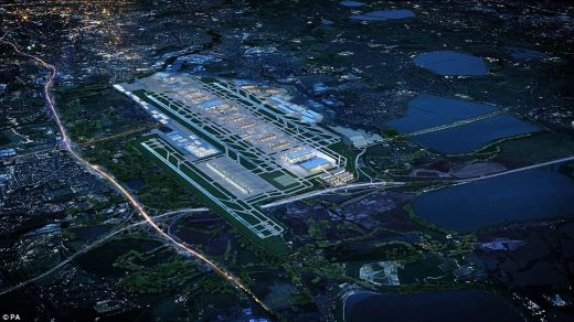 new third runway at Heathrow