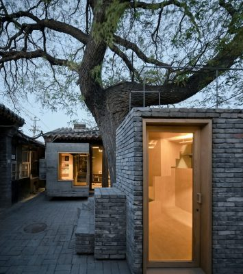 Hutong Children's Library and Art Centre