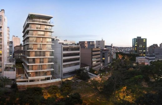 Iguacu Housing - Brazilian Architecture News