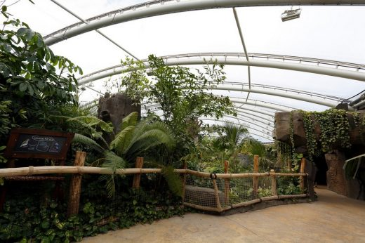 Islands at Chester Zoo Building