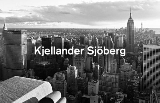 Kjellander Sjöberg lecture at Archtober in NYC