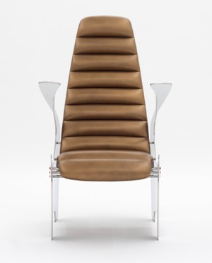 Krueck + Sexton, Lounge Chair