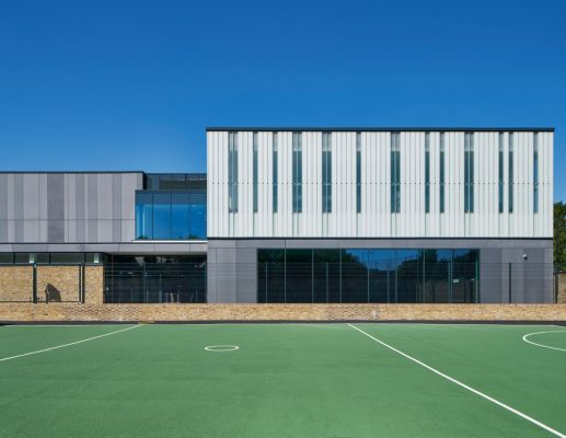 Latymer Upper School Sports Centre