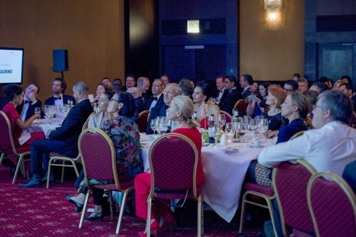 Millennium Gloucester Hotel Awards Event in 2016