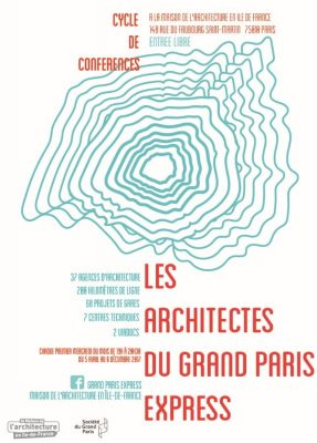 Les Architectes du Grand Paris Express event