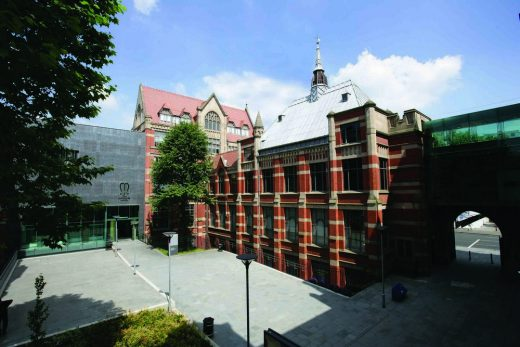 Courtyard Project at Manchester Museum