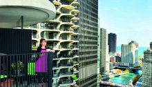 Marina City Towers Chicago Buildings