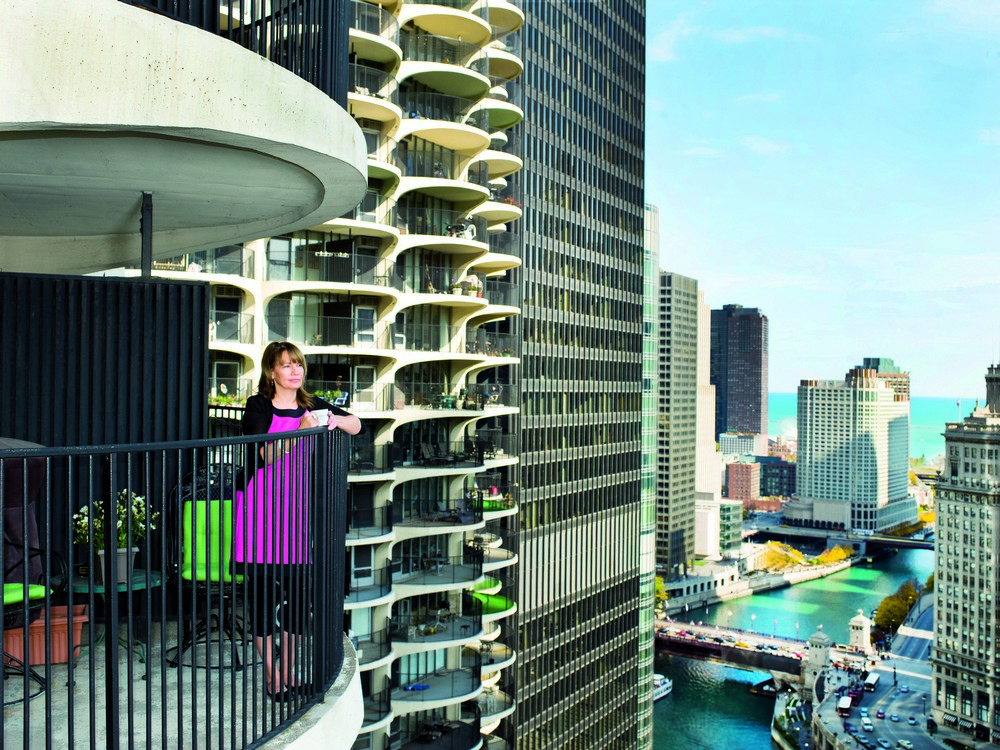 Marina City Towers Chicago Buildings E Architect