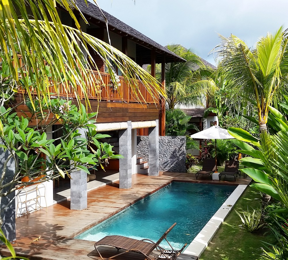 Melali house in bali e architect for Bali style homes to build