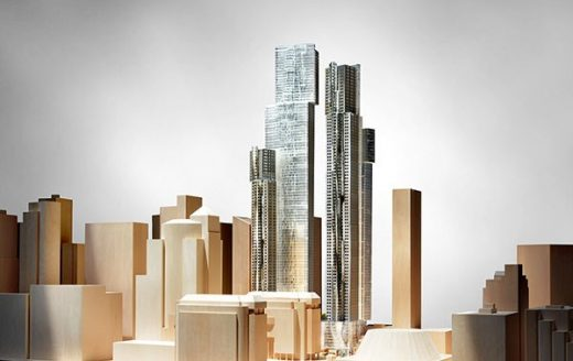 Mirvish+Gehry Toronto Tower buildings