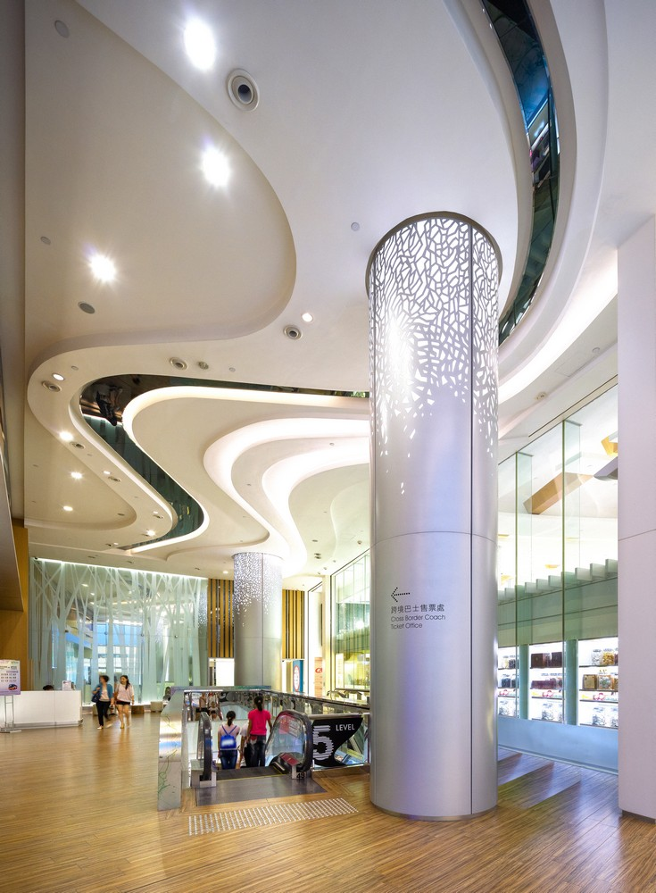 Moko Hong Kong Shopping Mall E Architect
