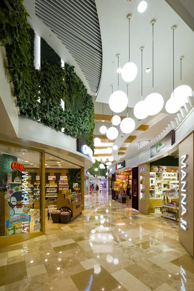 Moko Hong Kong Shopping Mall E Architect