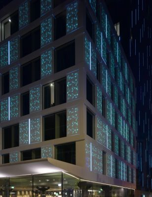 Motel One Building City of London