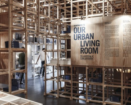 Our Urban Living Room Exhibition