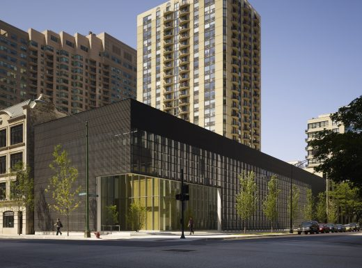 Poetry Foundation building Chicago