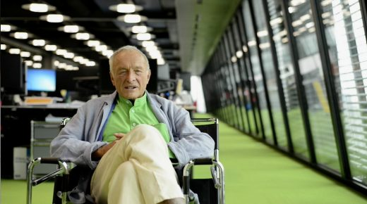 Richard Rogers architect in London