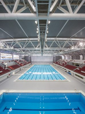 Singapore Sports Hub Aquatic Centre