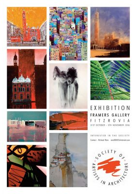 The Society of Artists in Architecture Exhibition
