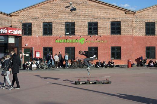 Superkilen Copenhagen landscape