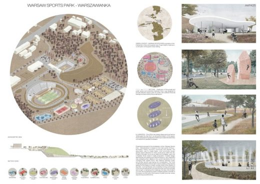 Warsaw Sports Park Competition 3rd