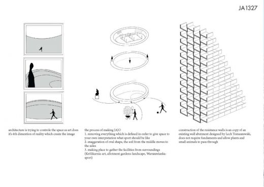 Warsaw Sports Park Competition HM03