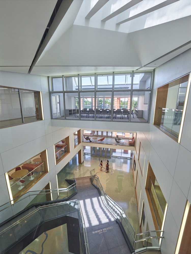 Wooster Science Building