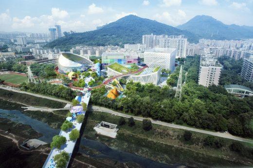 Xili Sports and Cultural Centre Shenzhen