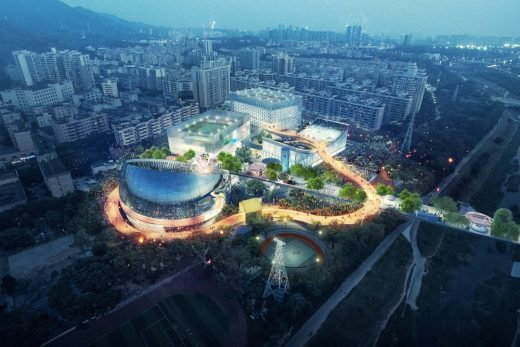 Xili Sports and Cultural Centre Shenzhen