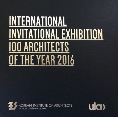 100 Architects of the year