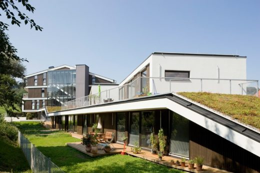 22 Tops Housing Complex design by HOLODECK architects