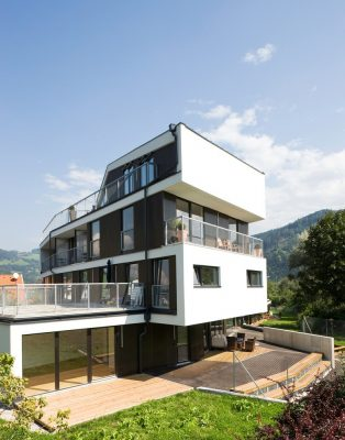 New Homes in Austria