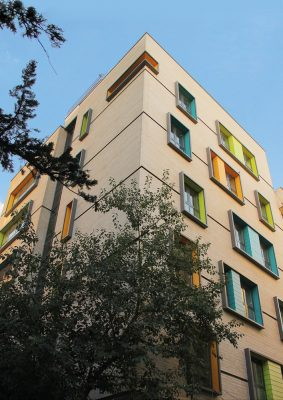 Apartment in Darrous Iranian architecture news